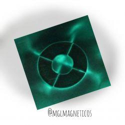 Visualizador Magnético 50x50mm